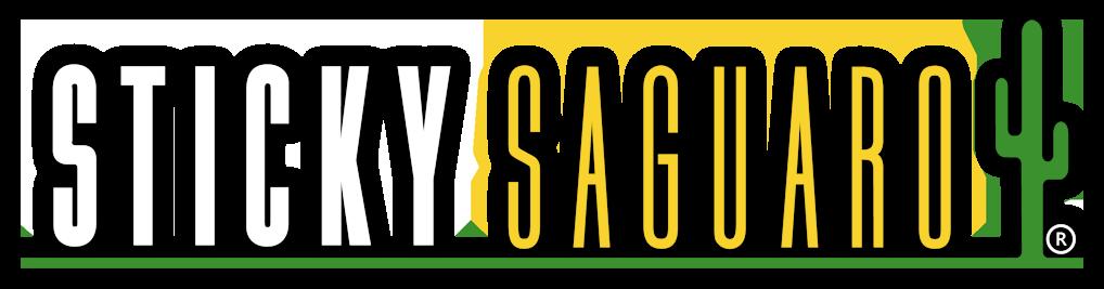 Sticky Saguaro Logo